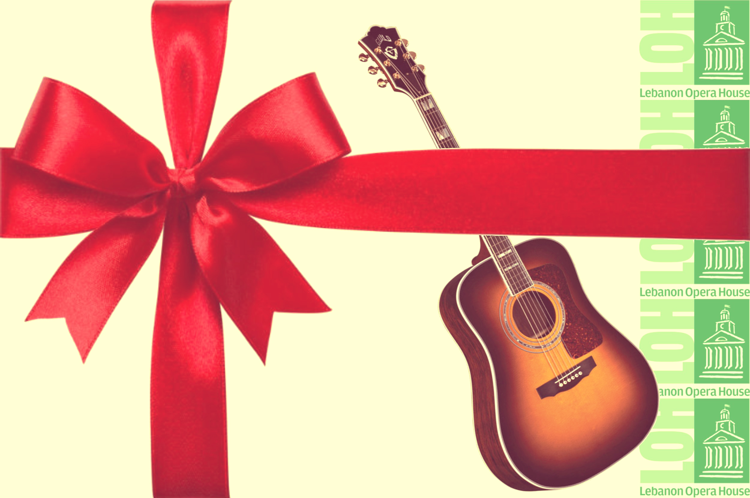 Give the gift of live performance this holiday season