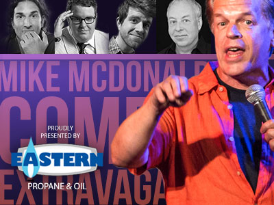 Mike McDonald's 2nd Annual Comedy Extravaganza