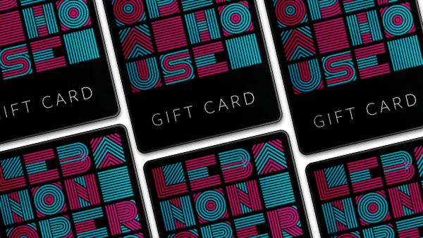 LOH Gift Cards