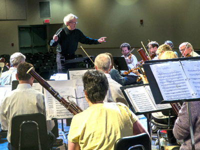 Upper Valley Chamber Orchestra