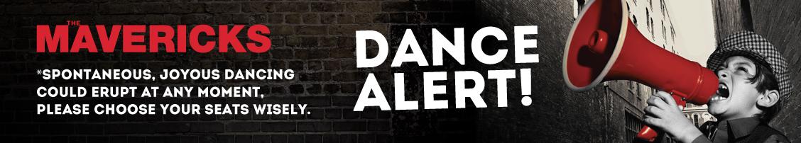 The Mavericks Dance Alert