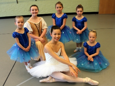 Lebanon Ballet School Showcase