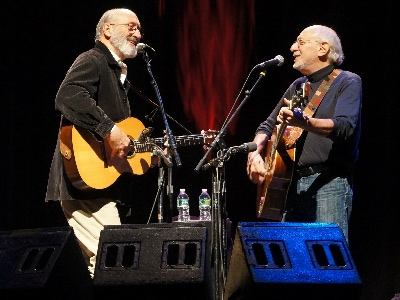 Peter Yarrow & Noel Paul Stookey (of Peter, Paul and Mary)