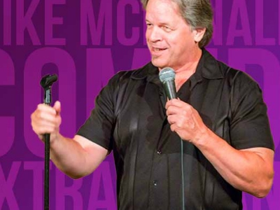 Mike McDonald's 4th Annual Comedy Extravaganza