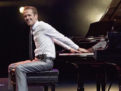 Jason Lyle Black, piano