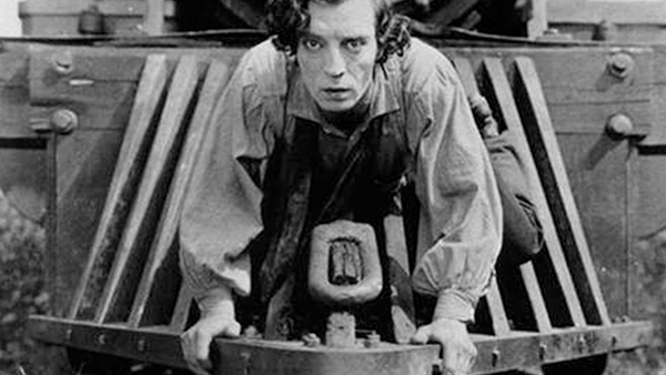 Coming Soon: Buster Keaton's The General