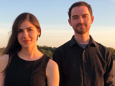 Liz and Dan Faiella